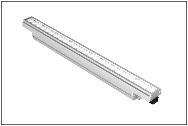 Static White, Winline 500, Winona, linear accent luminaire, accent lighting